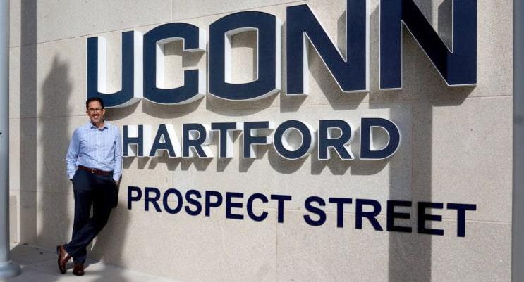 Latino Named Director Of New UConn Hartford Campus