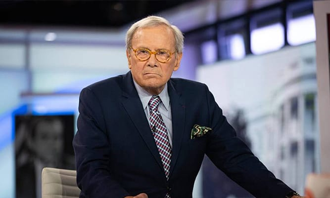 NBC News Still Dealing With Fallout Over Brokaw's Comments