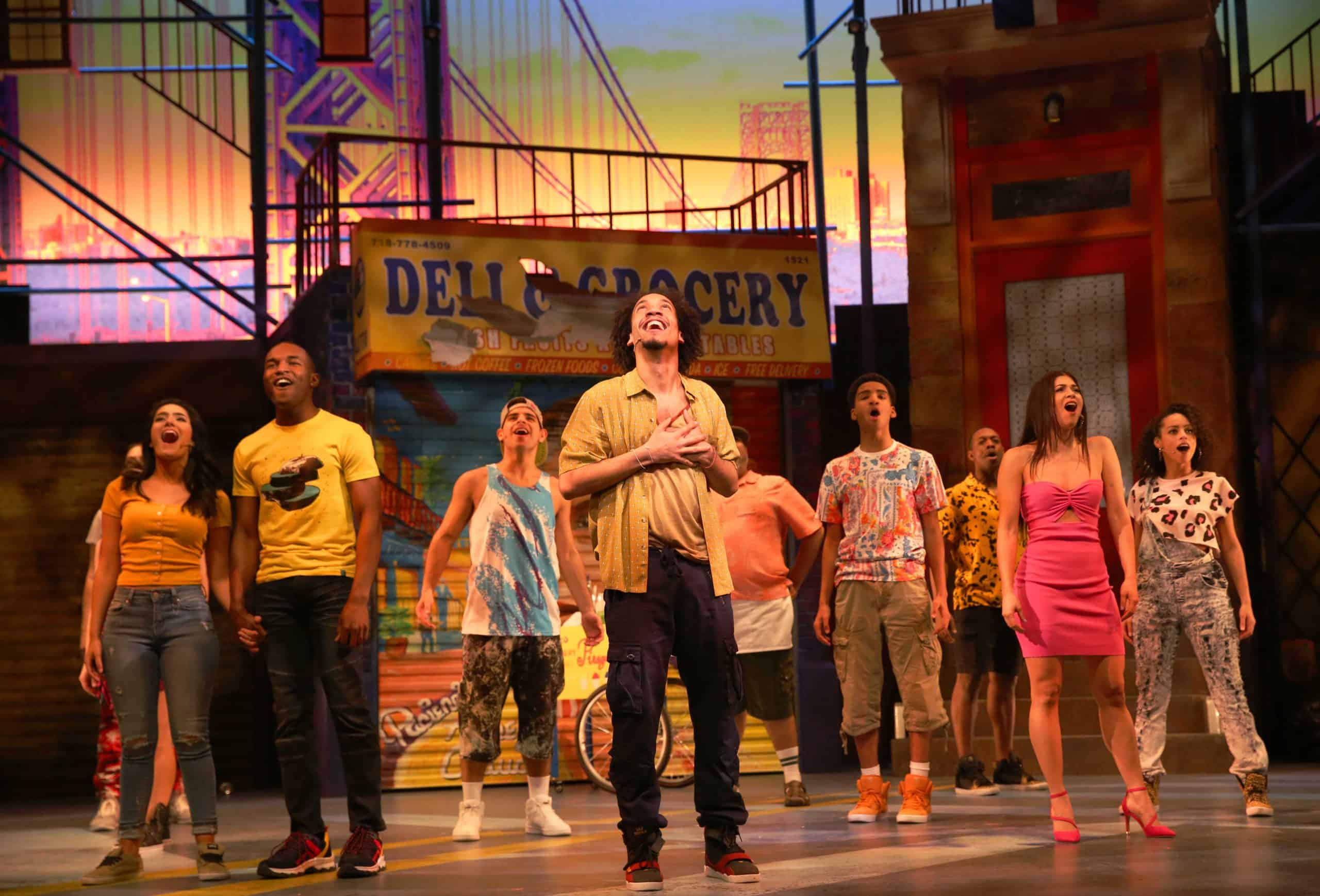 In The Heights Comes To Connecticut (video)