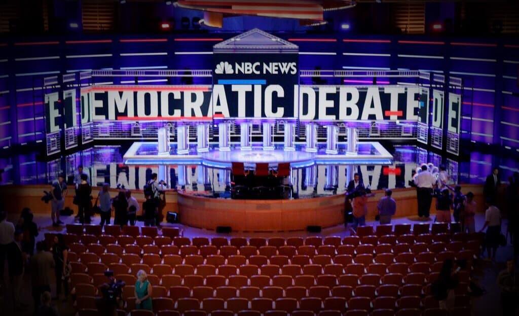 Democratic Presidential Debate: Se Habla Español