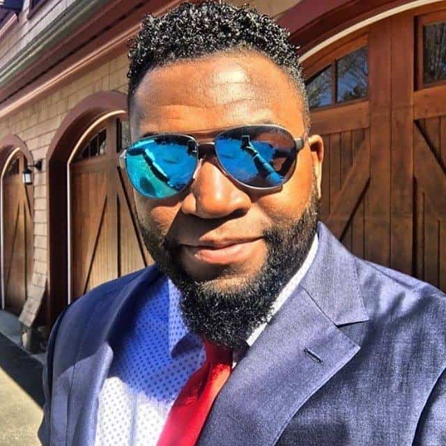 Big Papi comes home to New England to recover from gunshot