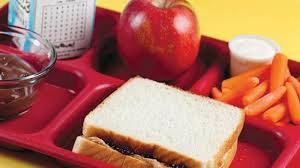 Free summer meals for school-age children