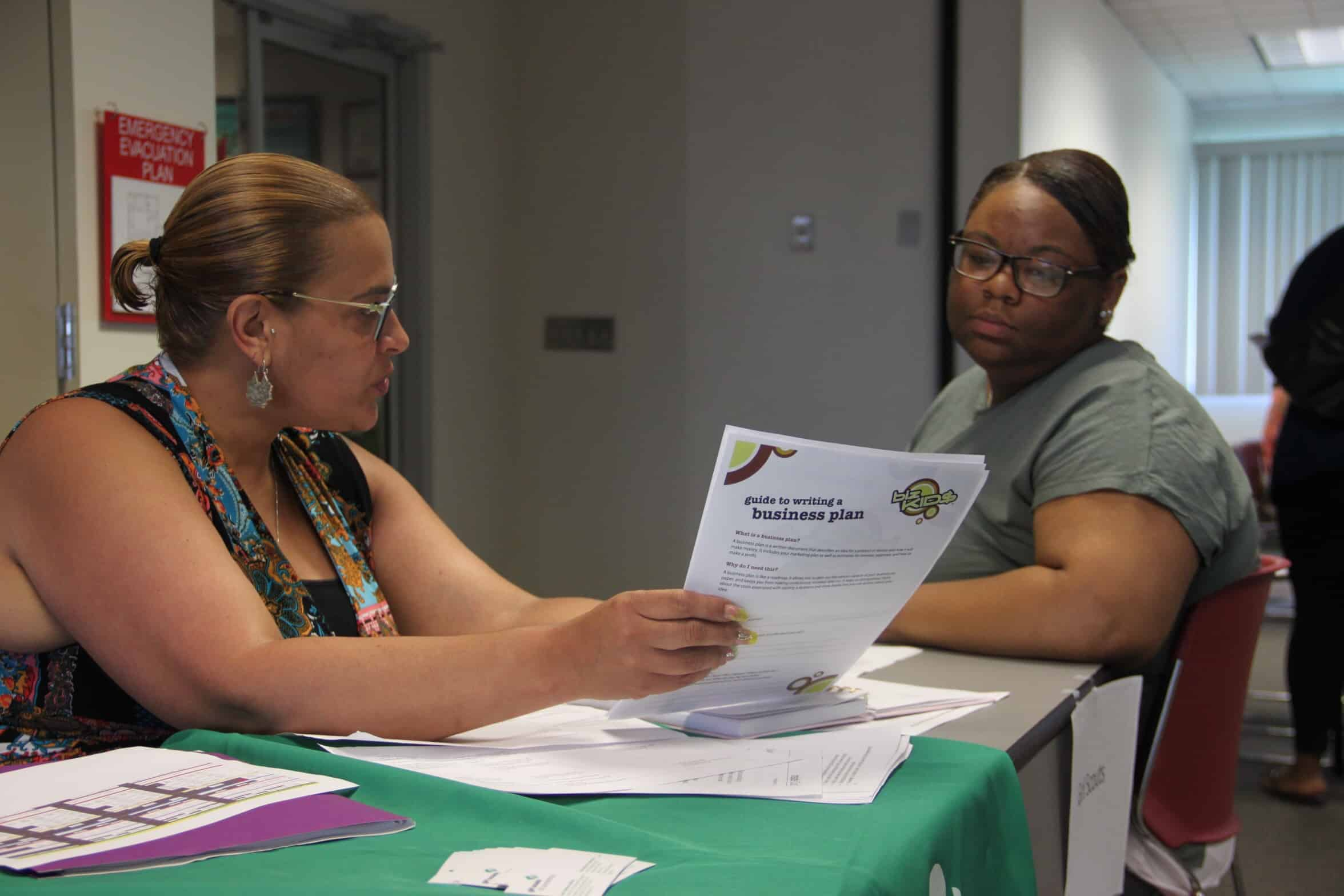 CRT Hosts Summer Youth Employment Program