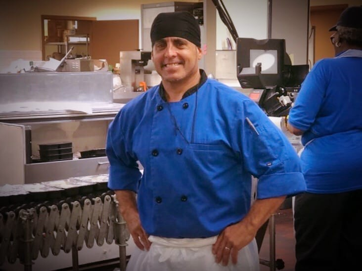 CRT's Marcos Martinez is serving healthy meals with a side of Latino culture