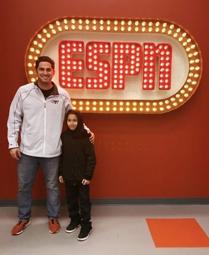 ESPN's Hugo Bernal, Making A Big Impact Through Big Brothers Big Sisters