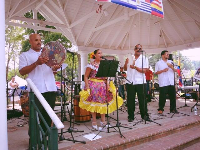 Hispanic Heritage Month: Latin Music Festival