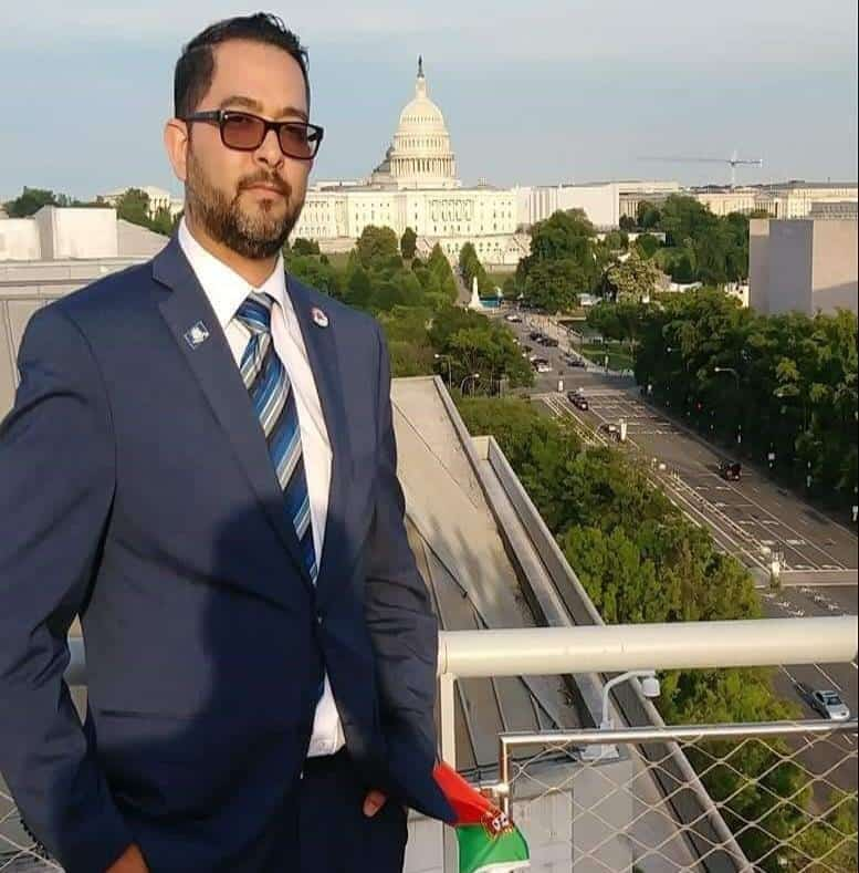 Republican Looks To Become First Latino Elected To State's 5th Congressional District