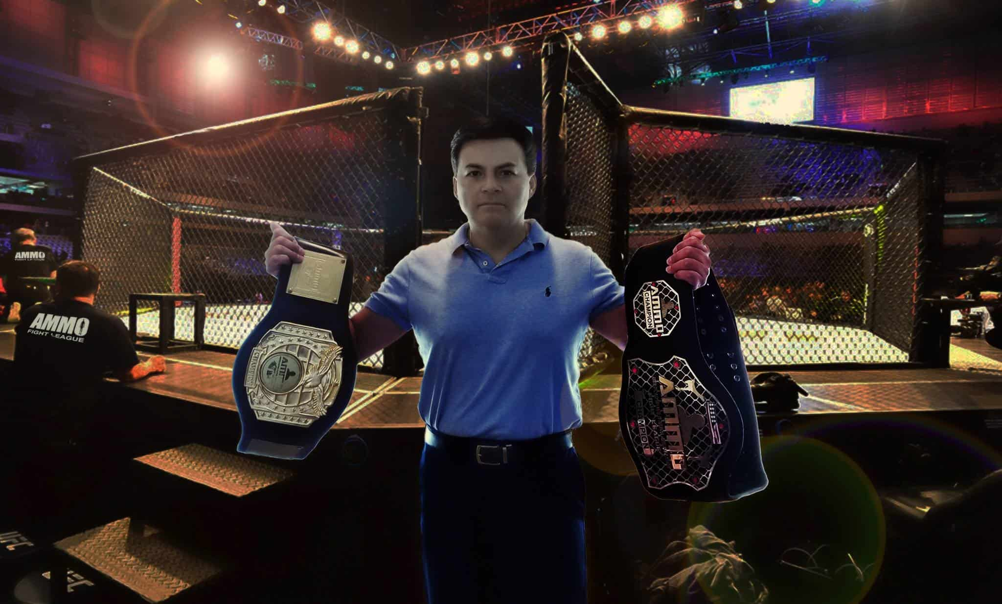 Latino popularizing mixed martial arts in Connecticut