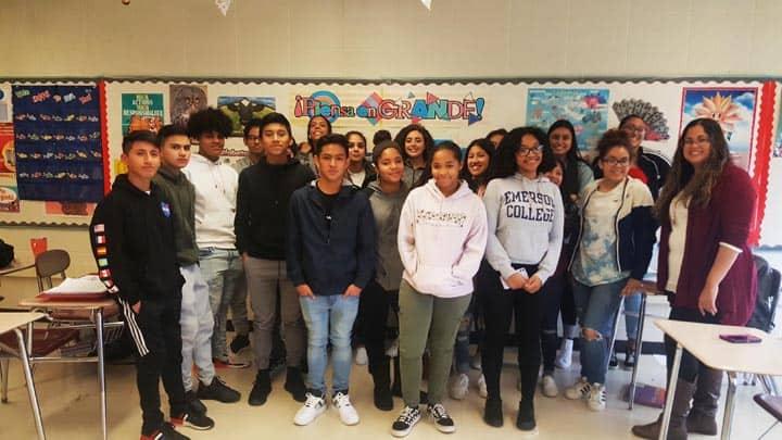 ¿Cómo celebran las Navidades los Estudiantes Hispanos en CT?