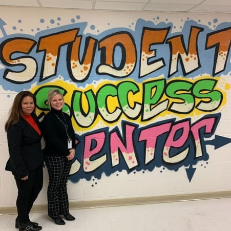 Student Support and Success Center reduces Latino absences