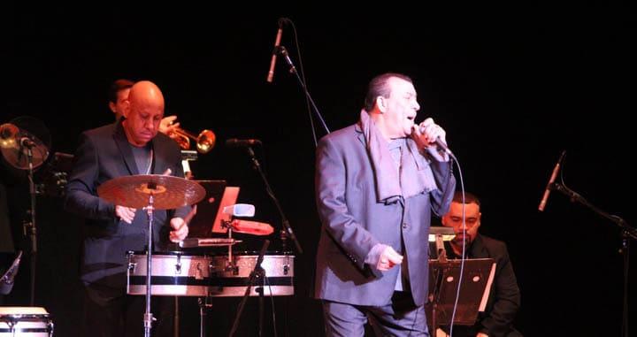 Salsero Tito Rojas se presentó en el Bushnell de Hartford