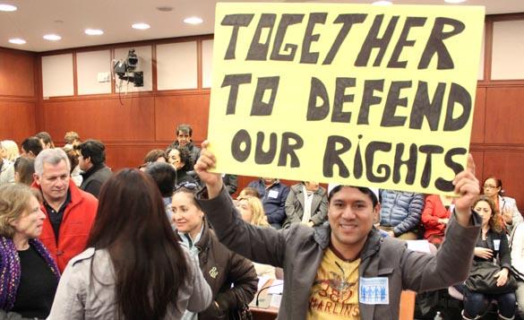 IMPORTANTE: Nuevo programa para proteger a los inmigrantes