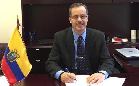 ENTREVISTA: Augusto Saá Corriere, Cónsul de Ecuador en Connecticut