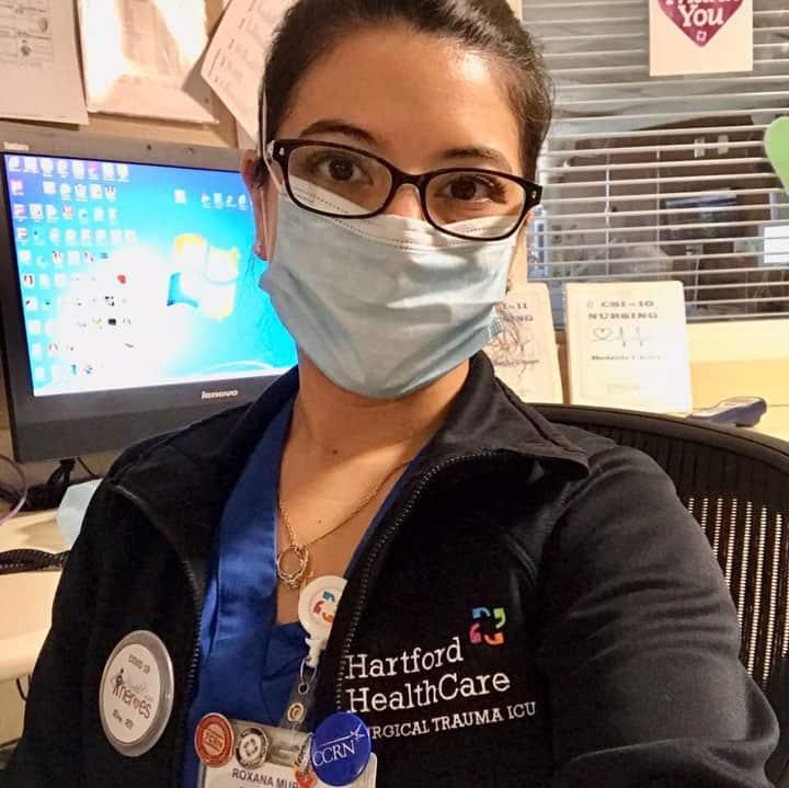ENTREVISTA: Roxana Murillo, Enfermera del Hospital de Hartford