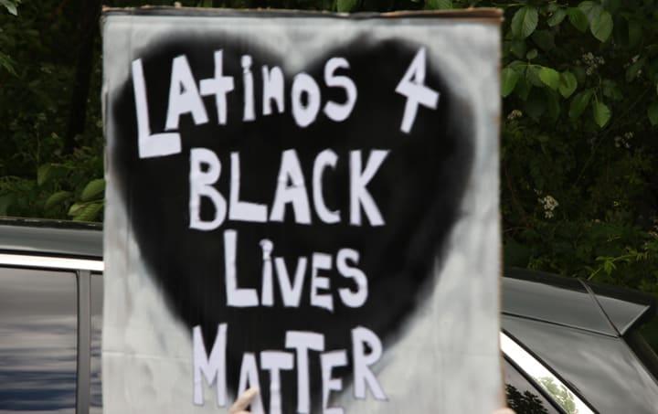 ¿En las protestas por George Floyd, qué lugar ocupan los Latinos?
