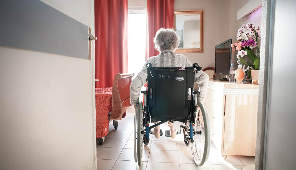 Opinion: Policymakers need to have a public conversation about nursing home residents