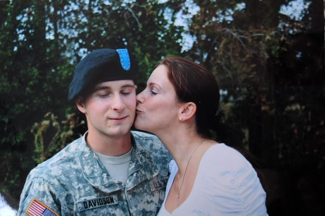 As Veteran Suicide Grows, National Guard Highest In Active Military