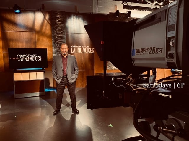 As New Host of Local Programming 'LATINO VOICES', Hugo Balta Looks to Share Best Practices with the Nation's News Leadership