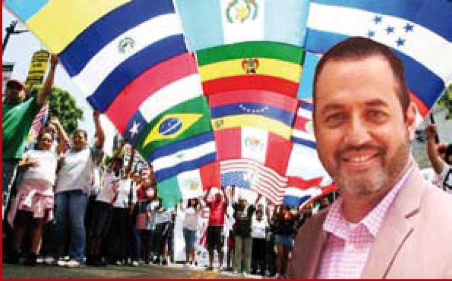 Los dos Partidos trabajan para ganar el voto latino