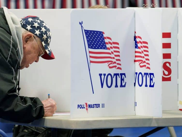 Connecticut 2020 Vote