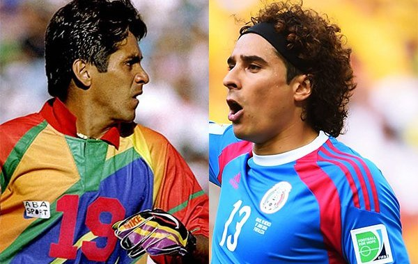 TOP 10 MEXICAN GOALKEEPERS OF ALL-TIME