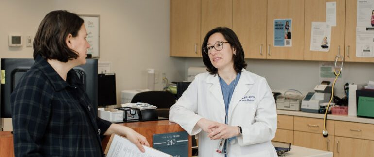 Study Combining Opioid Use Disorder Treatment With OB-GYN Care Offers Hope To Pregnant Women Struggling With Addiction