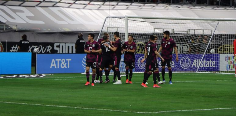 THE CONCACAF NATIONS LEAGUE HEATS UP AS MEXICO FACES COSTA RICA