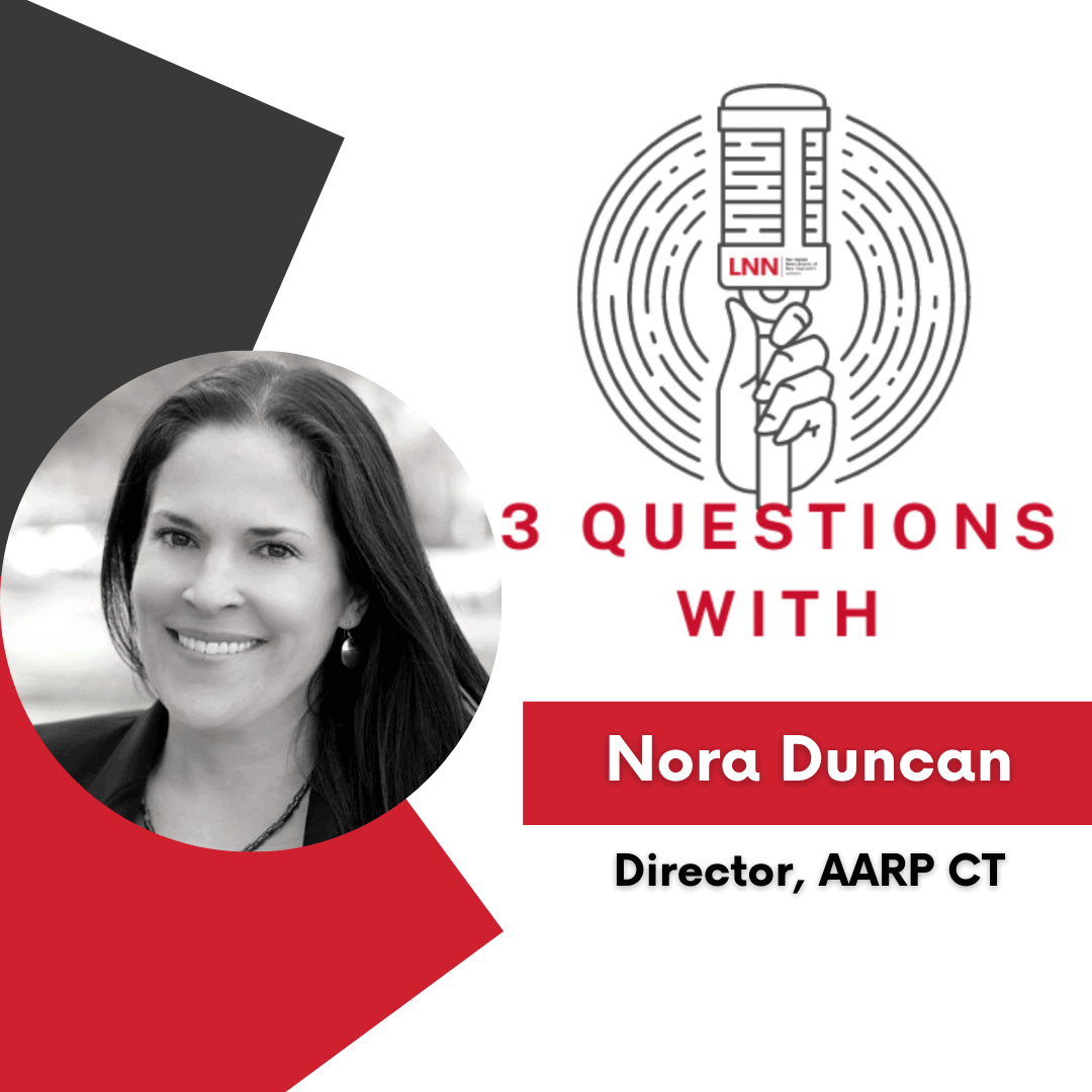 """Nora Duncan of AARP – """"has your back"""""""