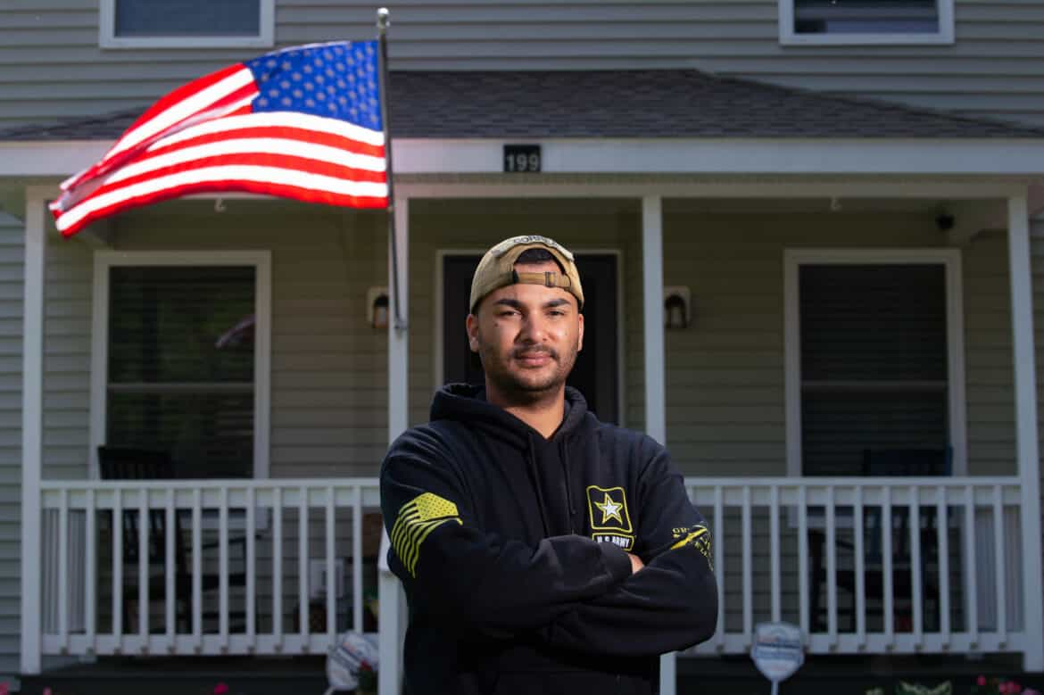 As US Exits Afghanistan, Veterans Reflect On Wounds, Friendships, And Unfinished Mission