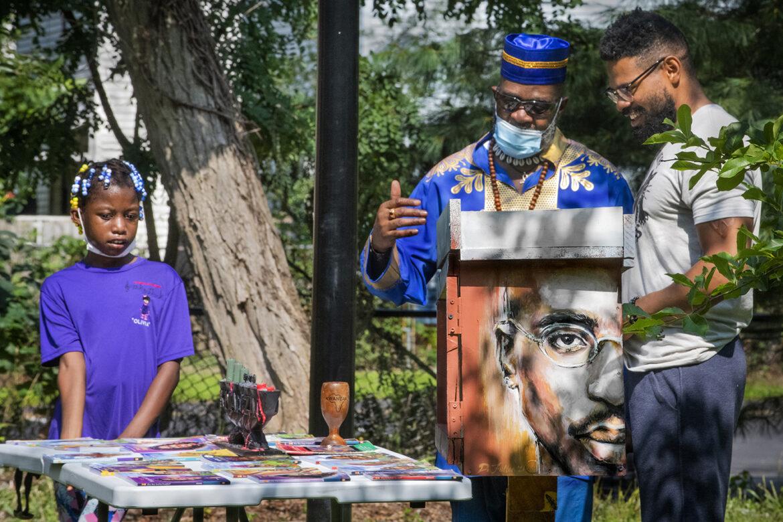 Deep Roots Drive Newhallville Stakeholders To Advance Neighborhood Equality