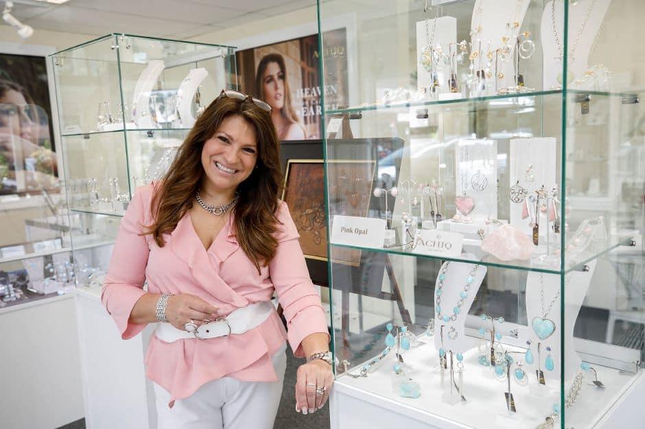 Peruvian heritage inspires Cheshire jewelry designer's work